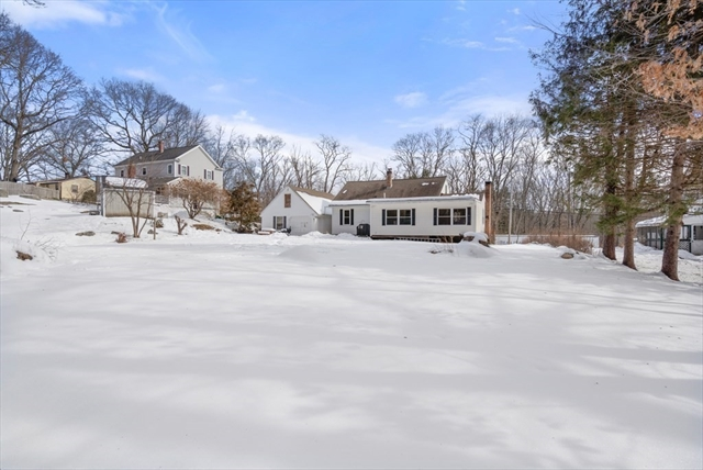 45 Old Chestnut Hill Road Millville MA 01529