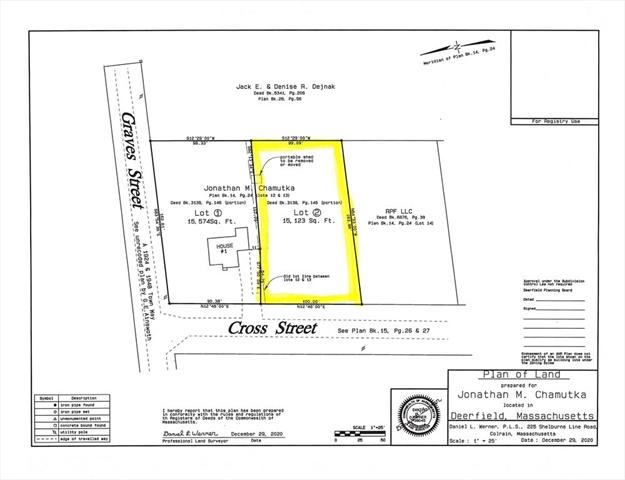 Lot 2 Cross Street Deerfield MA 01373