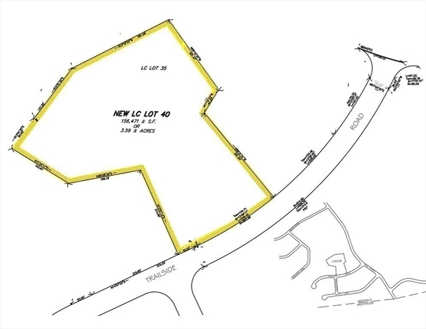 LOT 40 Trailside Road Medfield MA 02052