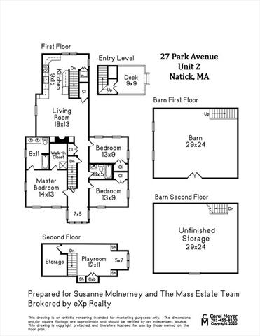 27 Park Avenue Natick MA 01760