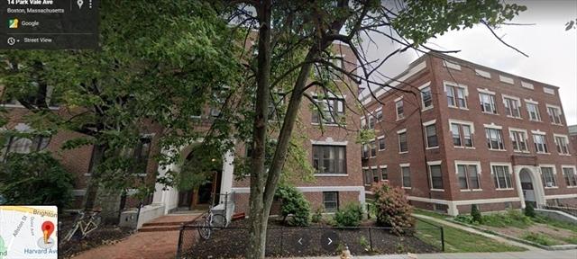 15 Park Vale Avenue Boston MA 02134