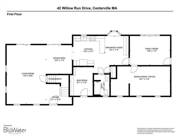 142 Willow Run Drive Barnstable MA 02632