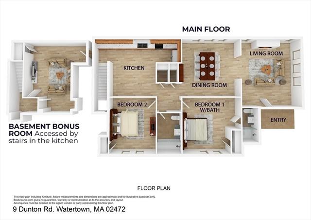 9 Dunton Watertown MA 02472