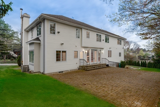 30 Fairhaven Road Newton MA 02459