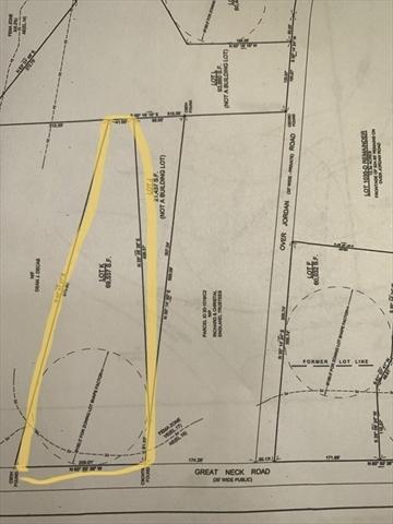 Lot K Great Neck Road Wareham MA 02571