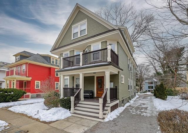 88 Dunster Road Boston MA 02130