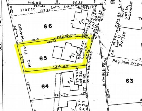17 Gayland Road Needham MA 02492