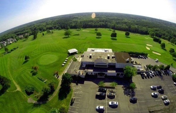 Attention Investors!!  Here is your chance to own and revive this beautiful former 9 hole golf course and function hall that spans 56 acres of sprawling green grass in the heart of Dartmouth.  This former function/Wedding/banquet hall has had thousands of weddings, proms, high school reunions and political events since the 1960's.  The local residents would like to see this venue restored and utilized for the better of the community.  The sunsets are amazing from the balcony rooftop.  The views of the surrounding Dartmouth area are truly breathtaking.  The entrance through the private gated facility is exquisite.