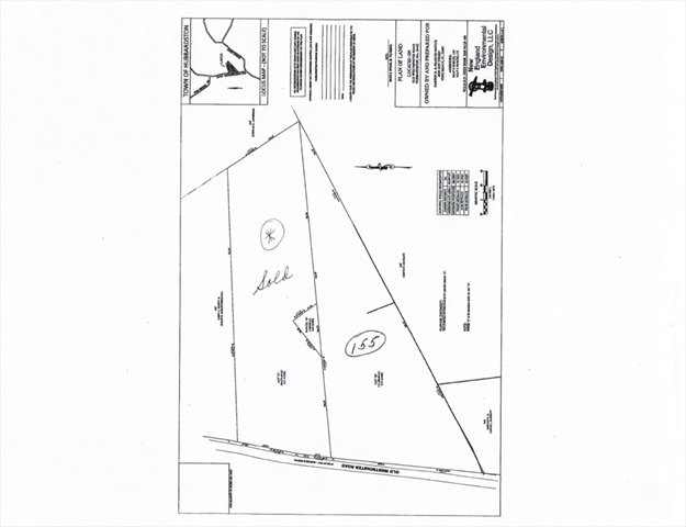 Lot 155A Old Westminster Road Hubbardston MA 01452
