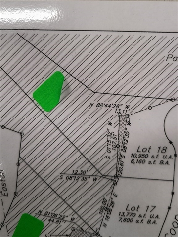 lot 18 Cooper Lane Easton MA 02356