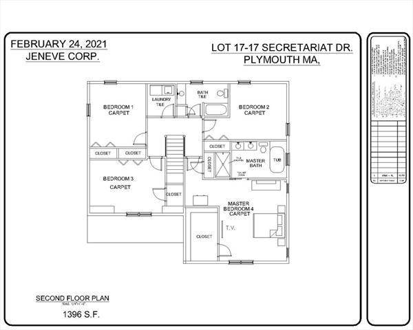 17-17 Secretariat Drive Plymouth MA 02360