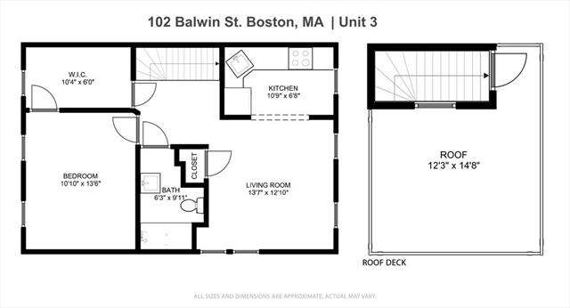 102 Baldwin Street Boston MA 02129