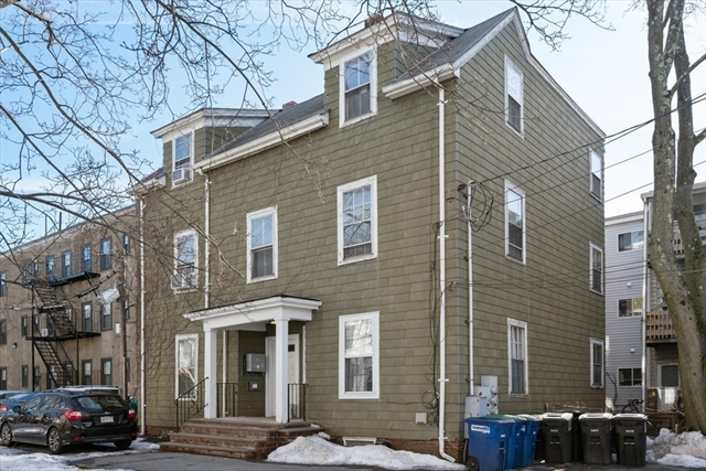 3 Porter St (aka 3 Evergreen Sq), Somerville, MA, 02143,  Home For Sale