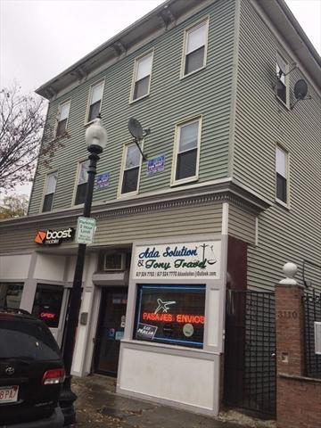 3110 Washington Street Boston MA 02119