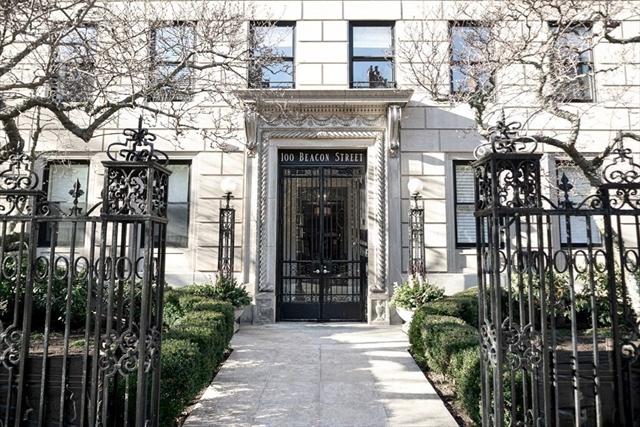 100 Beacon Street Boston MA 02116