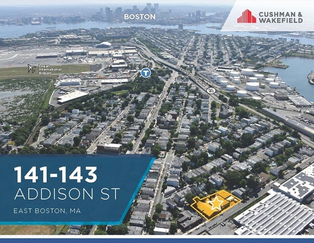 141-143 Addison Boston MA 02128