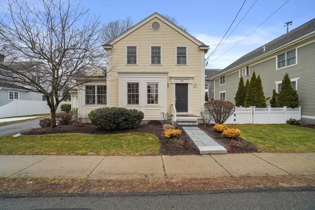 61 Village Avenue Dedham MA 02026