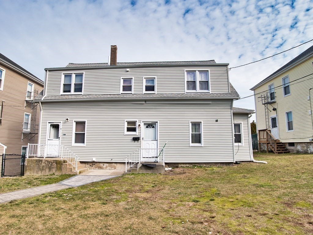 Turnkey 2 family income property, priced to sell. Located close to stores, parks and highways. Nothing to do but move in and collect rent. portfolio sale also available with 14, 26 and 28 Downing St. First showings are Saturday 3/6//21 between 1-2 and Sunday 3/7/21 between 1-2.
