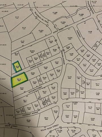 Hanson Street Marshfield MA 02050