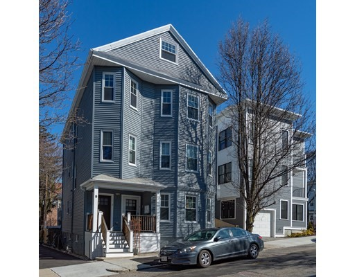 9 Cornwall Street, Boston - Jamaica Plain, MA 02130