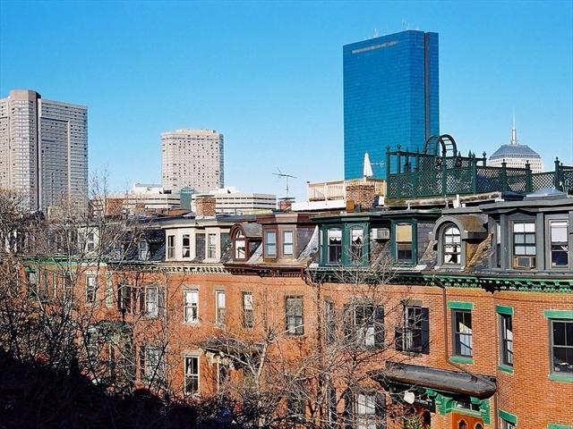 116 West NEWTON Boston MA 02118