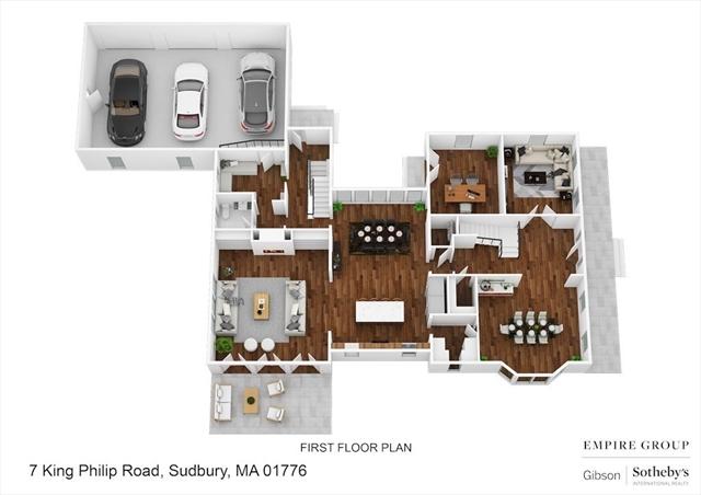 7 King Philip Road Sudbury MA 01776