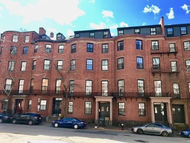 27 Bowdoin Street Boston MA 02114