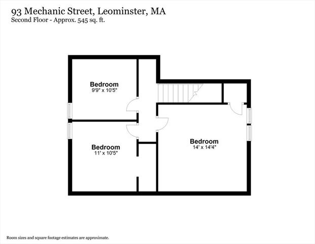 91-93 Mechanic Street Leominster MA 01453