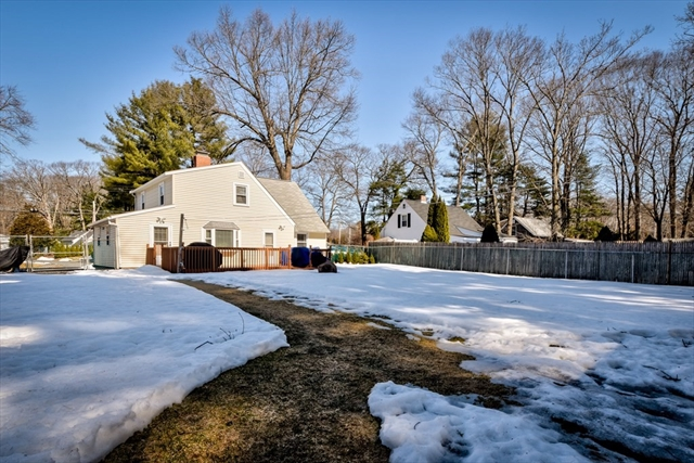 30 PILGRIM Road Natick MA 01760