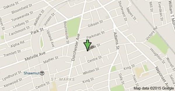 33 Dix Street Boston MA 02122