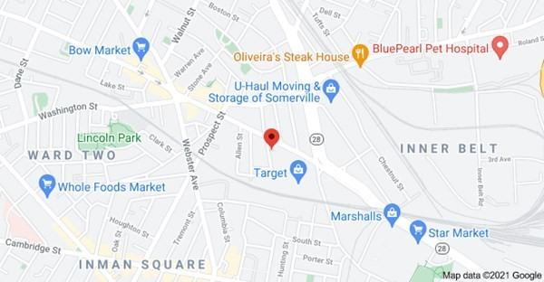 33 Merriam Street Boston MA 02143