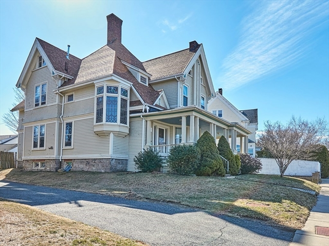 617 Highland Avenue Fall River MA 02720