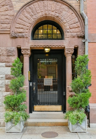 16 Exeter Street Boston MA 02116
