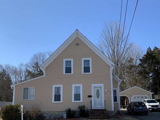 24 Riley Avenue Weymouth MA 02189