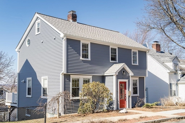 10 Jenness Road Brookline MA 02446