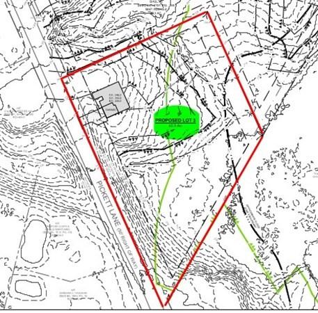 Lot 3 Pickett Lane Greenfield MA 01301
