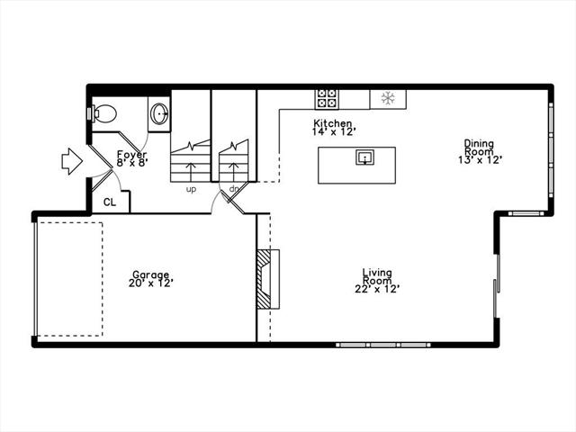 129 Farwell Street Newton MA 02460