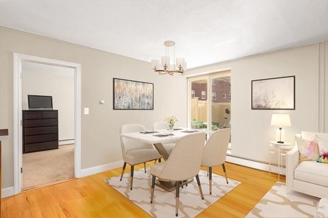 123 Sewall Ave, Brookline, MA, 02446, Coolidge Corner  Home For Sale