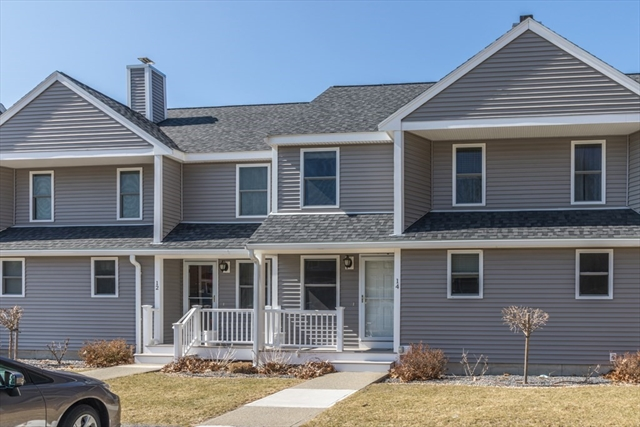 14 Sycamore Drive Leominster MA 01453