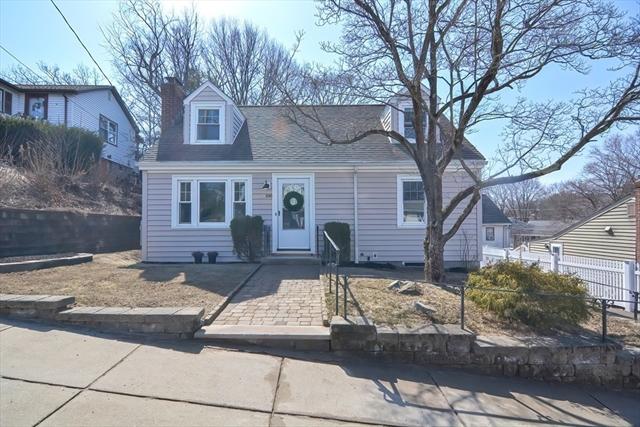 186 Stimson Street Boston MA 02132