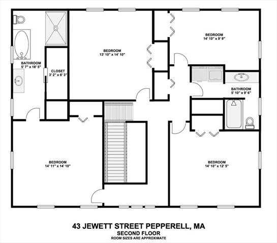 43 Jewett Street Pepperell MA 01463