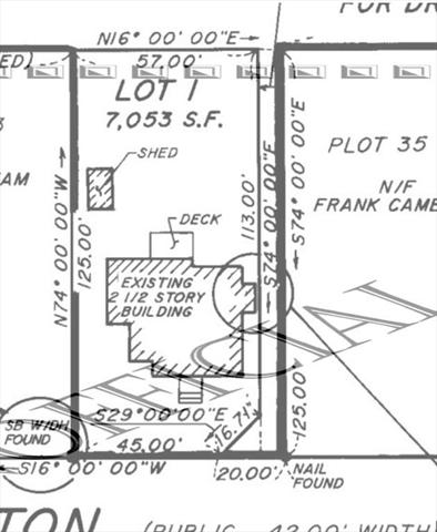 93 Tilton Avenue Brockton MA 02301