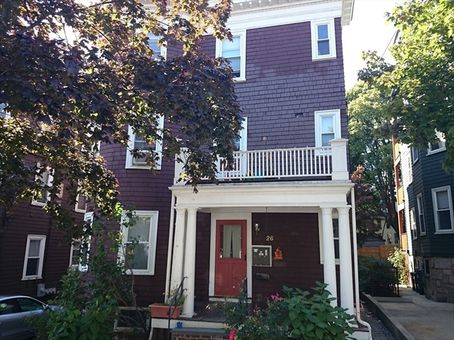 26 Bigelow Street Boston MA 02135