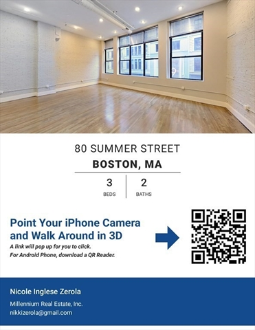 80 Summer Street Boston MA 02110
