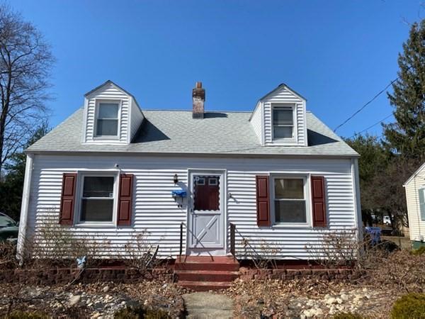 84 Gilman Street Springfield MA 01118