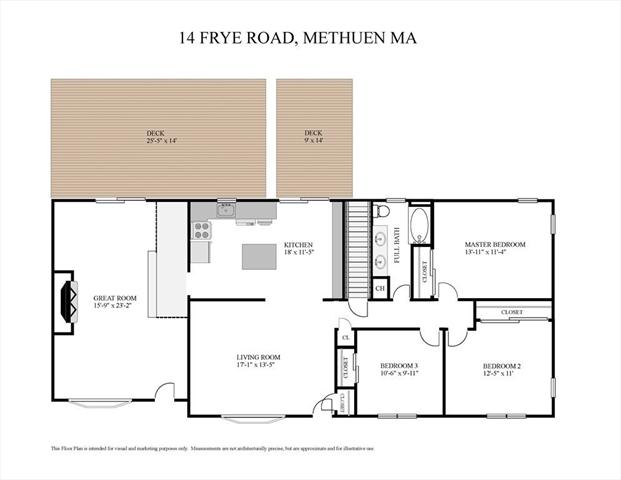 14 Frye Road Methuen MA 01844