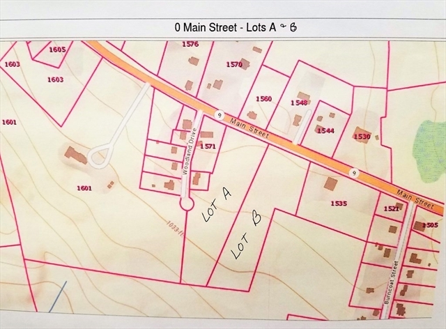 Main St - LOT B Leicester MA 01524