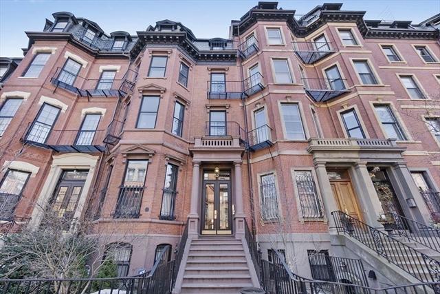 70 Marlborough Street Boston MA 02116