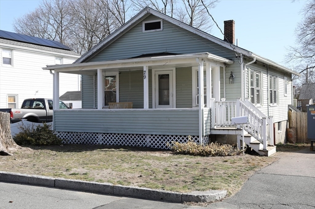 29 Clifford Avenue Brockton MA 02301