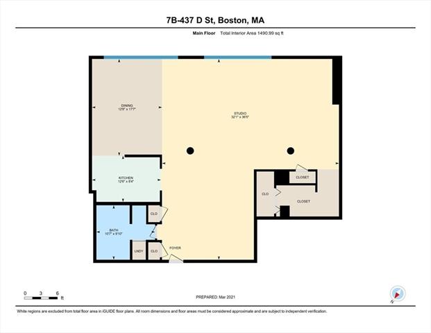 437 D Street Boston MA 02127
